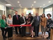 Franklin Savings Bank opens a new branch at Abingdon Square in Goffstown