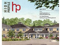 Woodmont Commons Featured in High Profile's April Issue