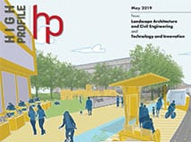 """Embracing Mixed-Use Development"" by TFM President Robert Duval featured in May issue of High-Profile"