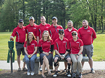 TFMoran Participates in Annual ASCE-NH Golf Tournament