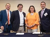 TFMoran's President, Robert Duval in Panel Discussion at  NEREJ Summit