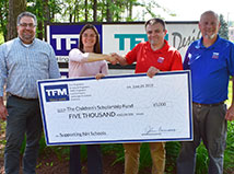 TFMoran Contributes to the NH Children's Scholarship Fund