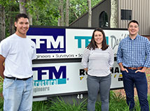 TFMoran Welcomes Three Summer Interns