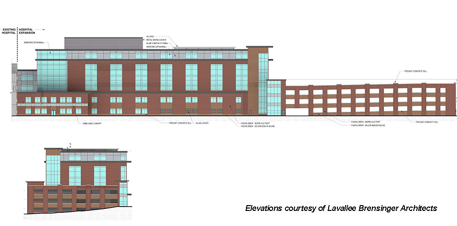 Catholic Medical Center Expansion - Manchester, NH