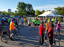 "2019 ""Tour De Manch"" Breaks Record with nearly 70 Bike Riders supporting Conservation"