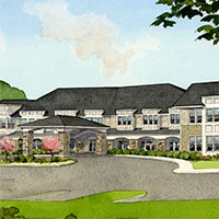 Bowman Place at Olde Bedford ~ Assisted Living & Memory Care