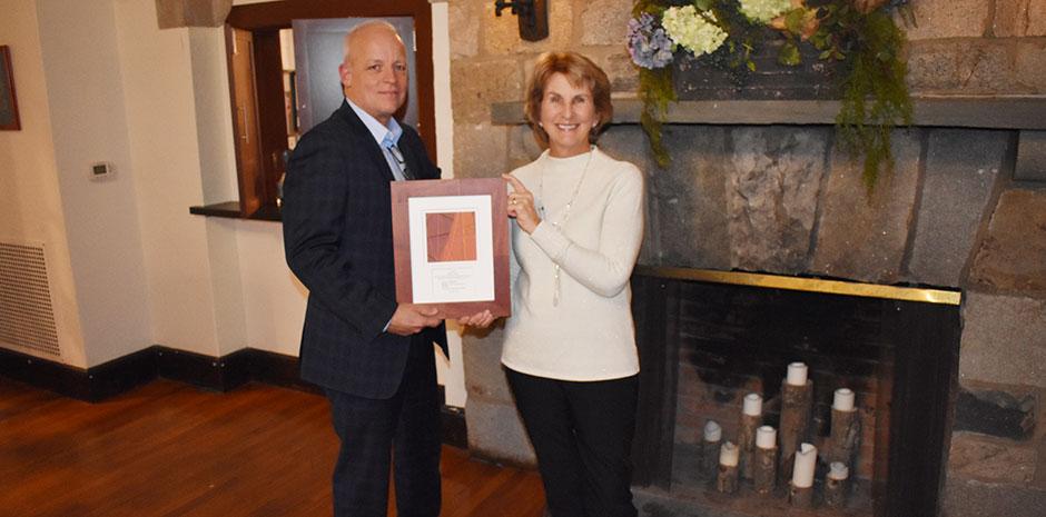 GSLA 2019 Award TFMoran's Anne Cruess