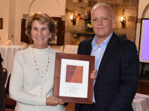 TFMoran former Chief Landscape Architect, Anne Cruess, honored at 2019 GSLA Annual Dinner