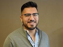 Ezequiel Galvan joins TFMoran's Structural Engineering Department