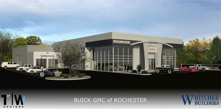 Key Buick GMC Dealership, Rochester, NH