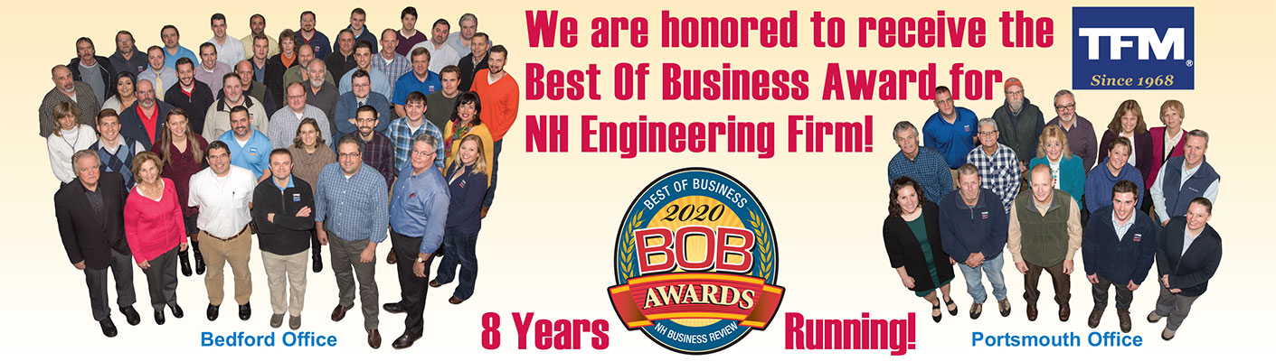 TFMoran voted Best of Business in Engineering