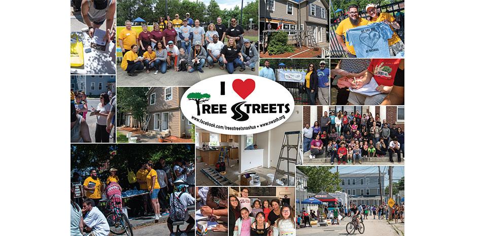 NeighborWorks Southern NH - Nashua Tree Street Neighborhood Revitalization