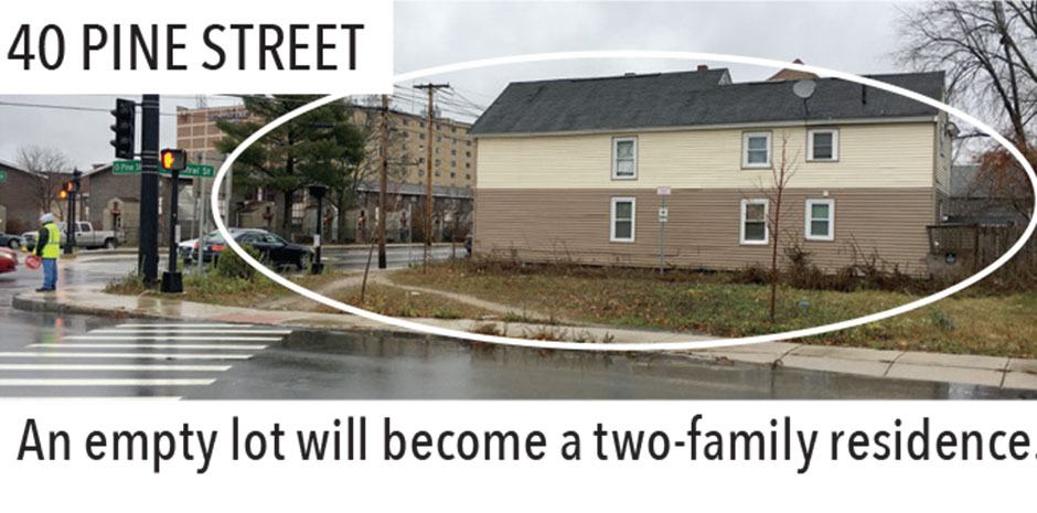 NeighborWorks Southern NH - Nashua Tree Street Neighborhood Revitalization