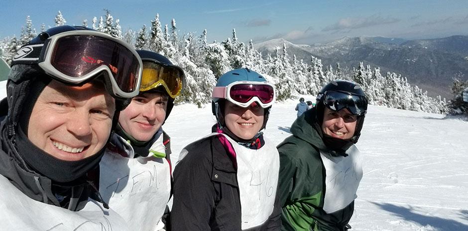 Ski-a-thon Waterville Valley