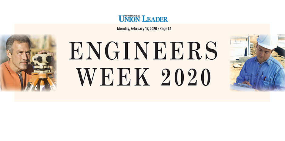 2020 Engineers Week NH Union Leader