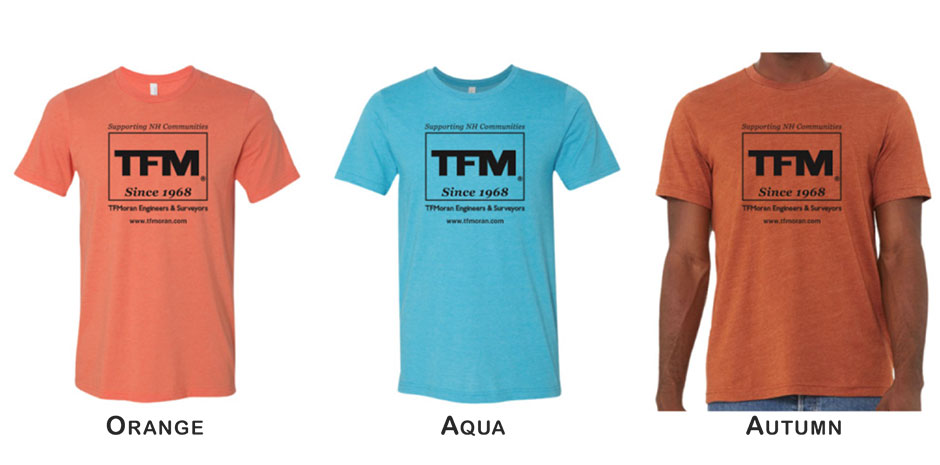 Shop Local TFMoran T-shirt benefits CMC COVID-19 Response Efforts