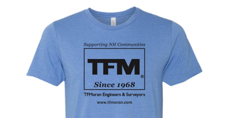 Shop Local TFMoran T-shirt benefits CMC COVID-19 Response Efforts