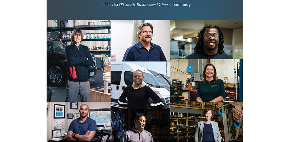 10,000 Small Businesses Voices Letter to US Congress