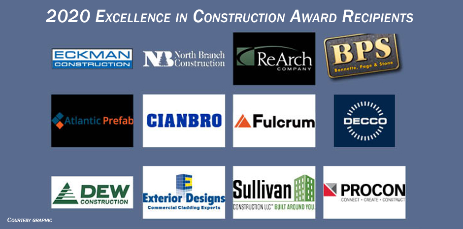 ABC NH-VT Excellence in Construction 2020 Awards
