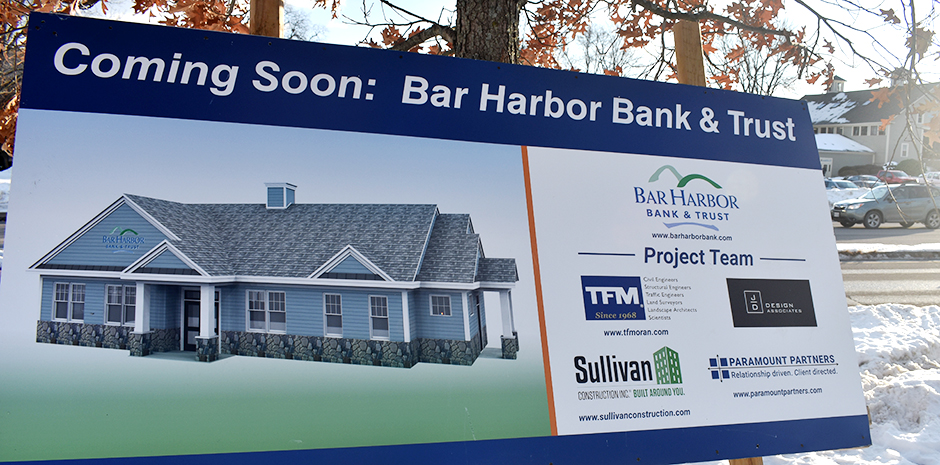 TFMoran Engineers for Bar Harbor Bank & Trust, Bedford, NH