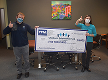 TFMoran helps NH Children stay in school amid the pandemic
