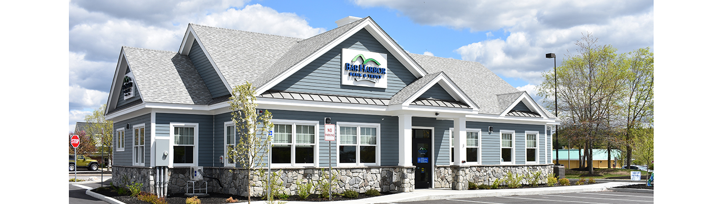 TFMoran engineers for Bar Harbor Bank and Trust Bedford NH