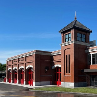 North Conway Fire Station