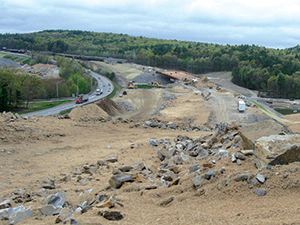 NHDOT I-93 Widening Project receives ASCE-NH 2021 Outstanding Civil Engineering Award