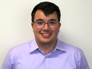 Jason Cook joins TFMoran's Seacoast Division as a Civil Project Engineer