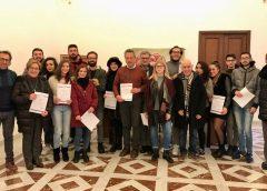 Vie dei Tesori. Riconoscimento ai giovani impegnati nelle visite guidate al Teatro Margherita