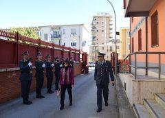 Guardia di Finanza: visita del Prefetto al Comando Provinciale Caltanissetta