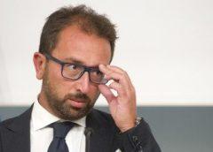 Il Ministro della Giustizia Alfonso Bonafede domani a Caltanissetta