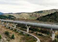 Acqua. Lavori al Madonie Est, sospensione dell'erogazione idrica a Caltanissetta, San Cataldo e Serradifalco