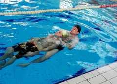 Nuovi sette operatori polivalenti di salvataggio in acqua alla Croce Rossa nissena