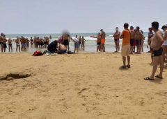 Porto Empedocle, tragedia in spiaggia: nisseno colto da malore, inutili i soccorsi
