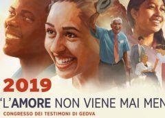 Domenica 4  Agosto si conclude l'ultimo degli 8 congressi dei testimoni di Geova che si sono svolti a Caltanissetta
