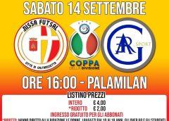 Sabato la Pro Nissa in casa sfida la Gear in Coppa Divisione