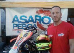 Giametta show nel karting a Mazara del Vallo