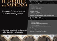 """""""Il Cortile della Sapienza"""", venerdì interviene l'assessore regionale Lagalla"""