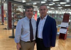 """Museo Archeologico Caltanissetta, Mancuso (FI) incontra il direttore Gattuso: """"Una collaborazione per creare sviluppo e crescita del territorio"""""""