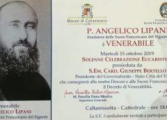 Venerabilità di Padre Angelico Lipani