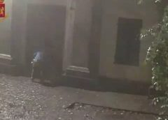 Rogo alle scuderie della Cavallerizza Reale di Torino, arrestato il piromane: è un clochard