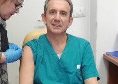 Vaccinazione, il presidente dell'Ordine dei Medici ai colleghi: «Noi garanti della salute, sensibilizzate e informate i cittadini»