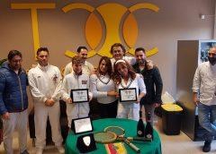"""Concetta Callerame e Marco Colore si aggiudicano il Torneo """"Vintage 2019"""""""