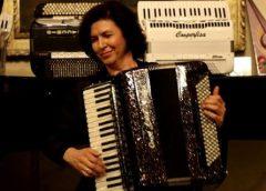 """Caltanissetta: Martedì 28 gennaio il recital della fisarmonicista Eugenia Cherkazova per la stagione """"Concerti del Bellini"""""""