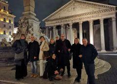 Anche la Delegazione nissena delle Guardie d'Onore ha partecipato al 142° Anniversario della fondazione a Roma