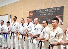 Il Maestro Torregrossa in Olanda per la formazione internazionale per docenti Karate Kyokushinkai