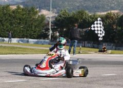 Start del karting ad Eraclea Minoa