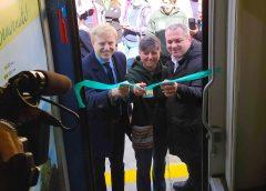Legambiente, il treno verde 2020