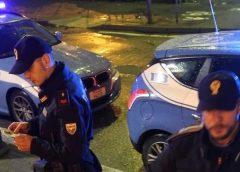 """Caltanissetta, altri due pregiudicati """"in trasferta"""" sorpresi nella notte in centro storico dalla Polizia"""